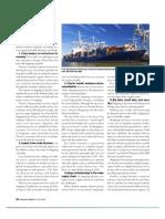 5 Currents Steer Global Maritime