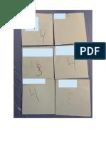 sticky note self evaluations