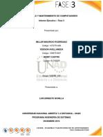 Informe Ejecutivo – Fase 3 Grupo106