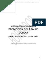 Modulo Educativo Salud Ocular
