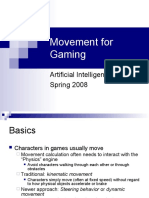 Movement for Gaming.ppt
