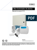 Dsc Neo 2064 Manual Usuario