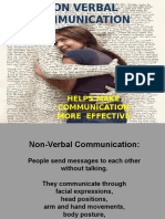 nonverbalcommunication ppt