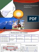 ACONDICIONAMIENTO AMBIENTAL - MOQUEGUA