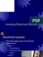 Electrical Safety Lecture 1