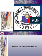 Financial Investigations