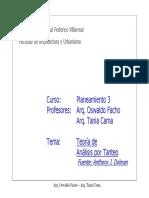 Analisis Tanteo Pp