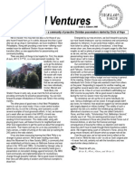 Summer 2008 Newsletter