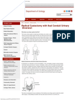 Radical Cystectomy With Ileal Conduit Urinary Diversion _ Department of Urol