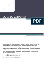 DC to DC Converter