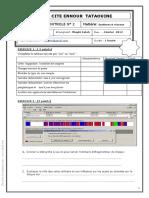 Devoir 470 Dc2 S.E.R.I 3eme Informatique 2012-02-01