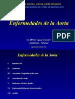 15 Enfermedades de La Aorta 2013