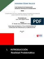 7.- PPT -1 Sustentación - 2016 - II