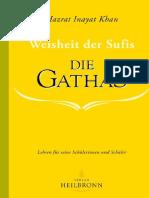 Die Gathas - Weisheit der Sufis von Hazrat Inayat Khan  - Leseprobe