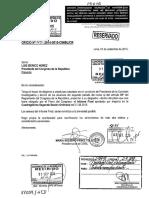 Informe final sobre el caso de Martín Belaúnde Lossio