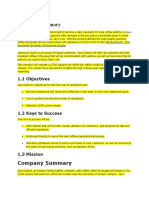 Business Plan ENGLISH