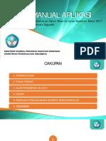 01 Manual Aplikasi Pendaftaran Calon Peserta UN 2017