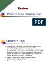 Review - Perencanaan Struktur Baja