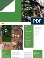 SDI Annual Report 20121