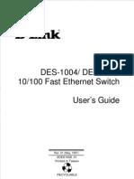 DES-1004 e DES-1008