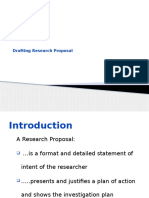 Research -Proposal