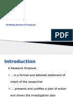Research -Proposal