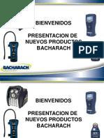 Bacharach Nuevos Productos de Medicion