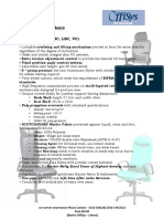 Specs of Master Offisys Chairs and Tables.pdf