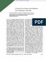 drug metabolism journal