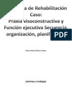 Fichas de Rehabilitación Visomotriz y Fe