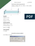 Esercitazione_2 Confronto Tra Modelli 1D-2D-3D - Trave Dinamica