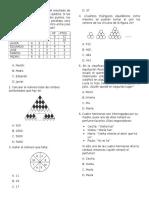 Simulacro Concurso Docentes Aptitud Numérica