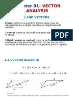 1- Vector Analysis