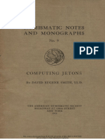 Computing jetons / by David Eugene Smith