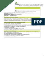 Bateria de Exercícios Módulo 1. Formador Sistema Contextos e Perfil