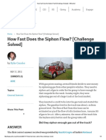 How Fast Does the Siphon Flow_ [Challenge Solved] _ ChEnected