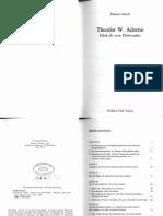 Adorno, Theodor W. - Ethik als erste Philosophie.pdf