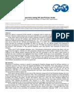 Acidizing Sandstone Reservoirs Using HF and Formic Acids