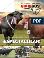 Revista Brangus - Ano III - Numero 12 - Agosto 2016 - Paraguay - Portalguarani