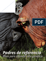 Revista Brangus - Ano II - Numero 8 - Julio 2015 - Paraguay - Portalguarani
