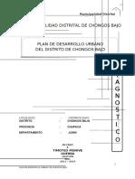01 Plan de Desarrollo Chongos Bajo Diagnostico Final
