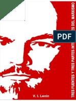 Lenin Tresfuentes y Trespartes