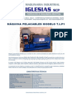 Molino Pelacables TIP1