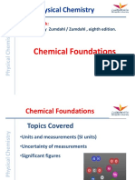 1- Chemical Calculations