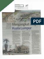 Mengangkat Imej Kuala Lumpur