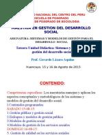 SMGDS II Unidad Didactica