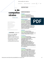 5 Tipos de Marketing Viral