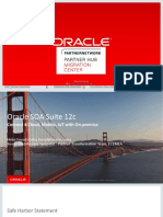 Connect 4 With Oracle SOA Suite 12c