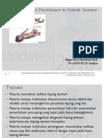 Role of General Practitioner in Febrile Seizure