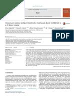Ertan Alptekin Et. Al (2015). Using Waste Animal Fat Based Biodiesels–Bioethanol–Diesel Fuel Blends in a DI Diesel Engine. Fuel.